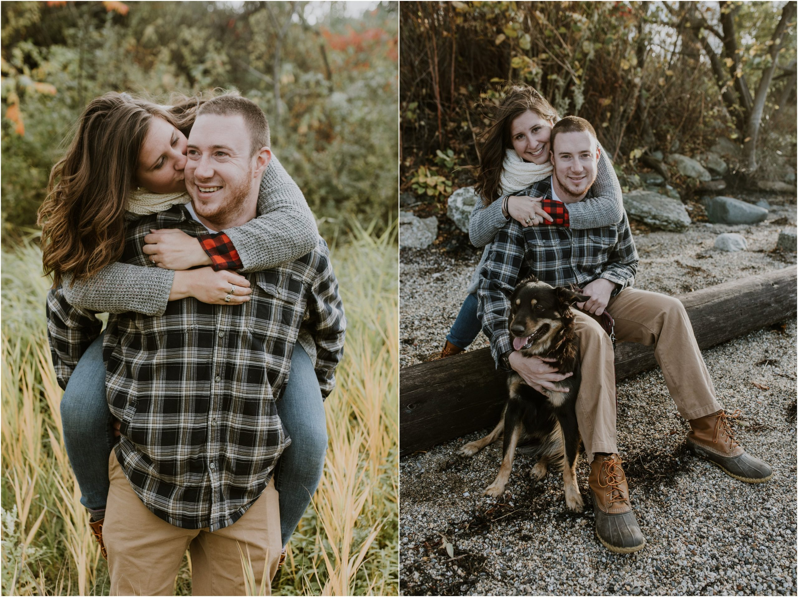 Maine Engagement Photographer