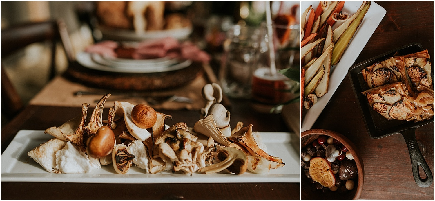 farm to table at a Farm Elopement Inspiration photoshoot