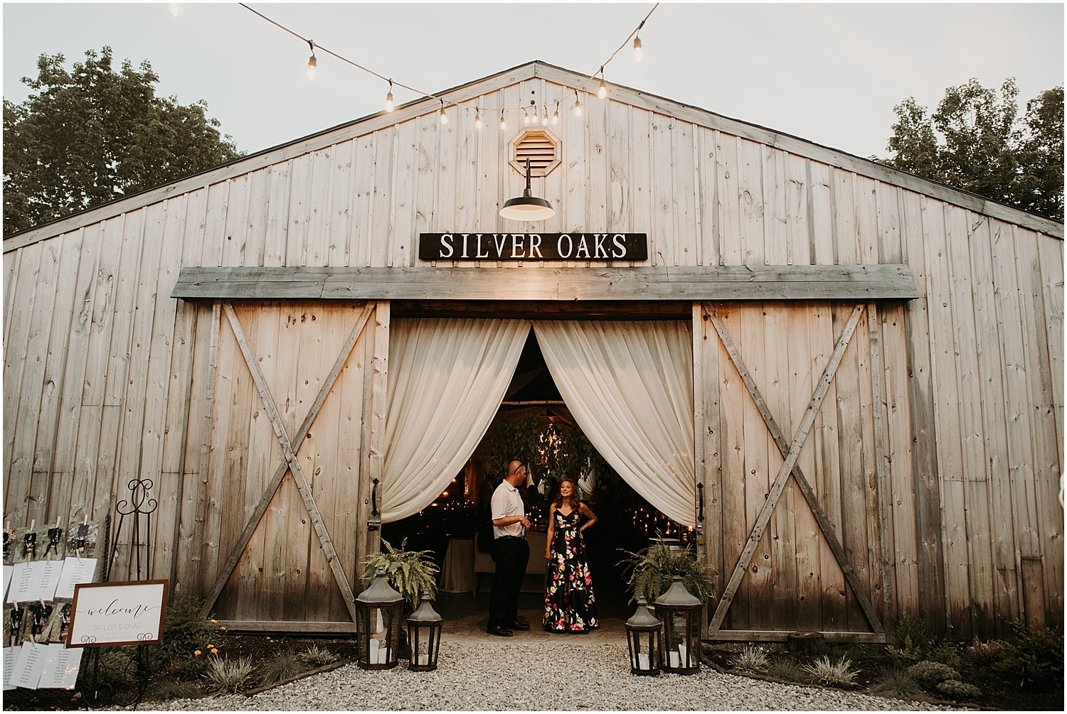 Barn at Silver Oaks Wedding