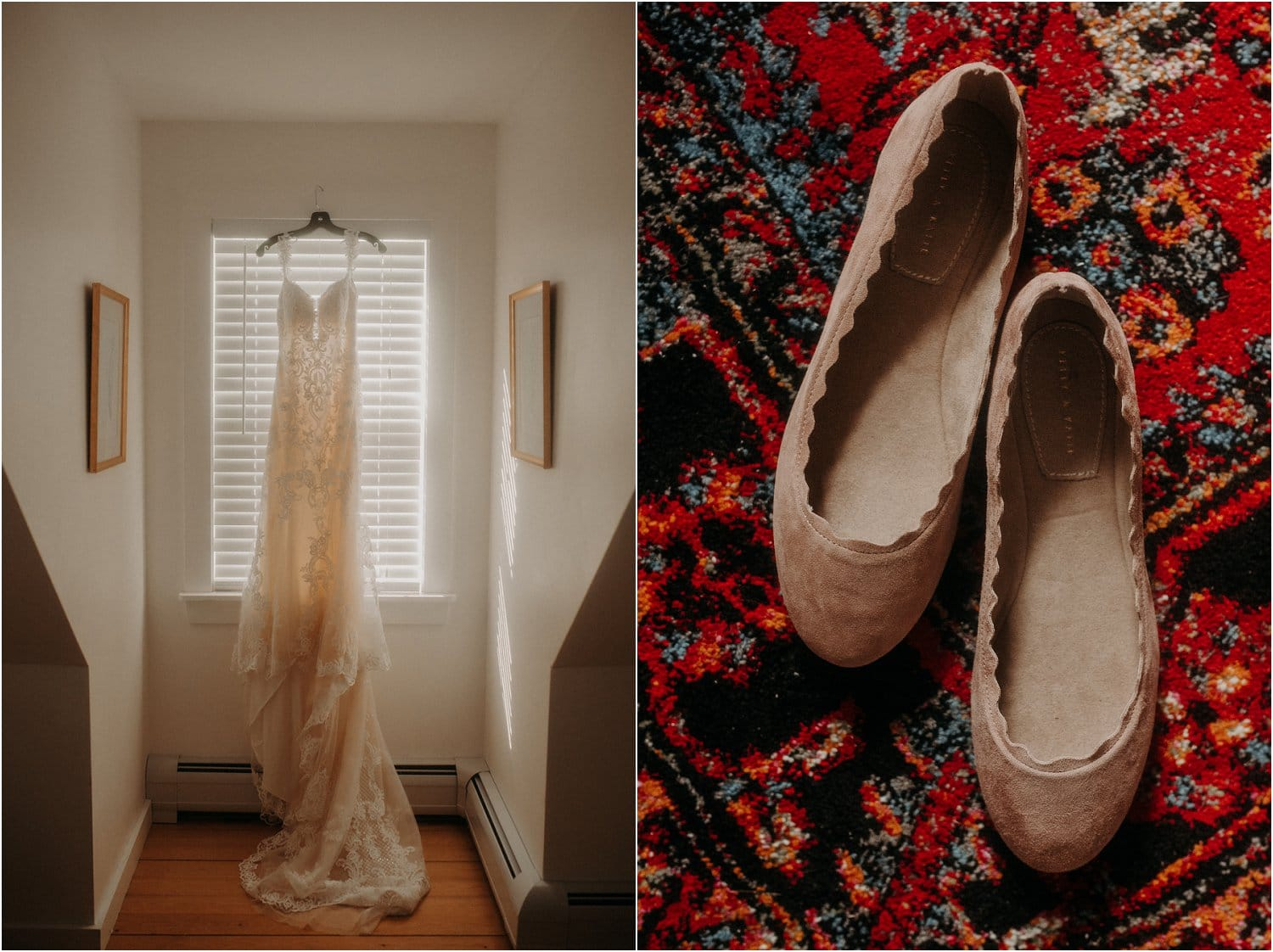 acadia national park elopement airbnb