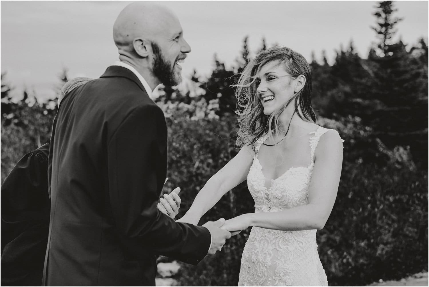 cadillac mountain elopement