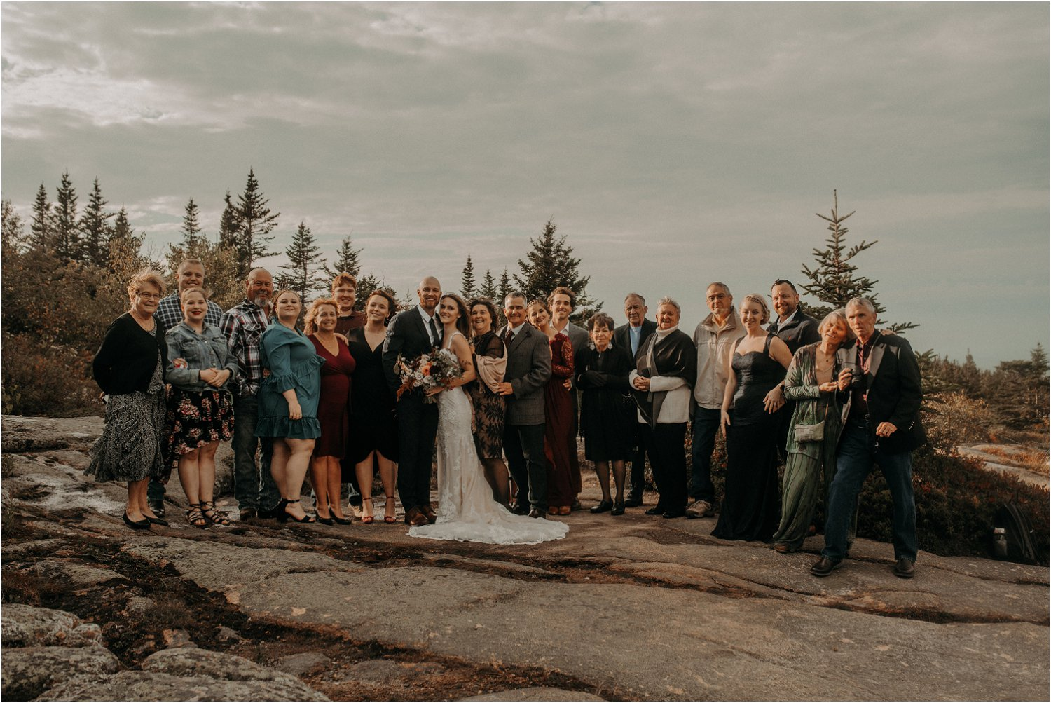 cadillac mountain wedding